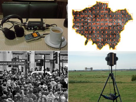 Ian Rawes: London Sound Survey