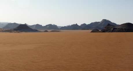 Michael Welland: Sahara